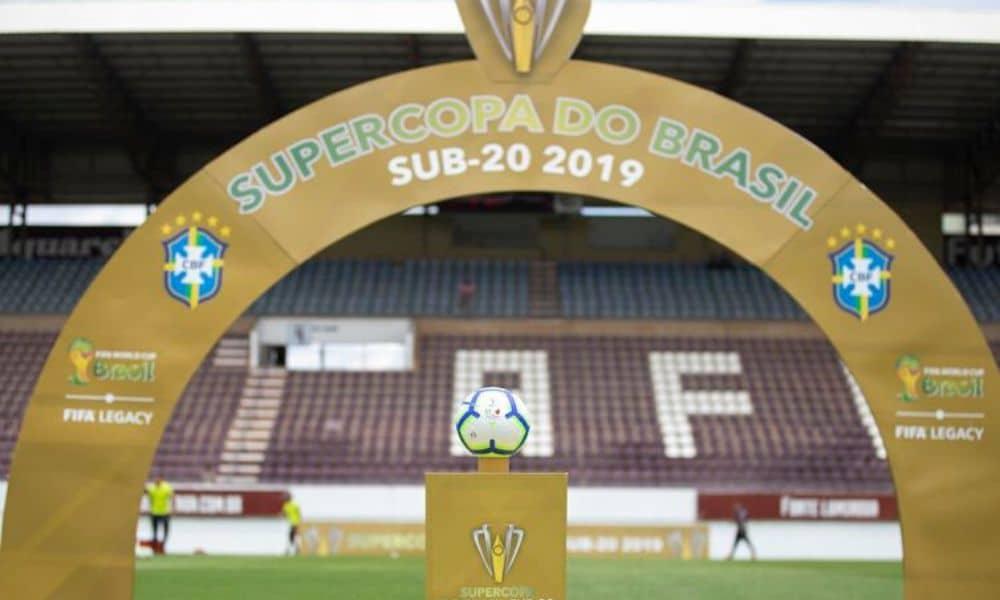 CBF diz que competições nacionais das categorias de base de futebol não estão canceladas