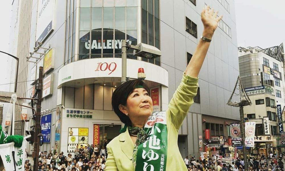 Yuriko Koike - Tóquio - Olimpíada - Coronavírus