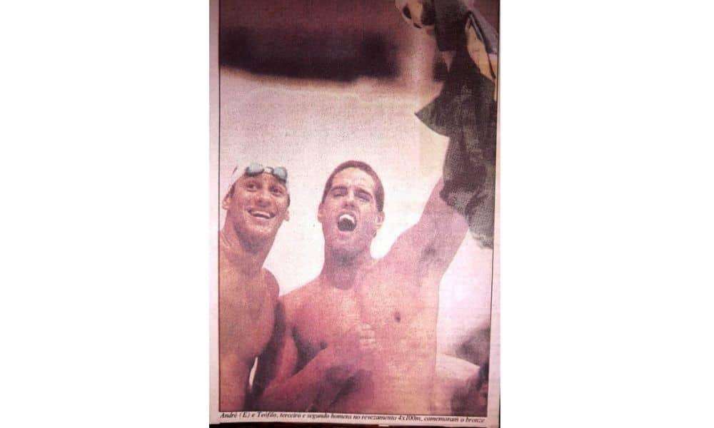 Medalhistas no Mundial de roma 1994 participam de live nesta sexta