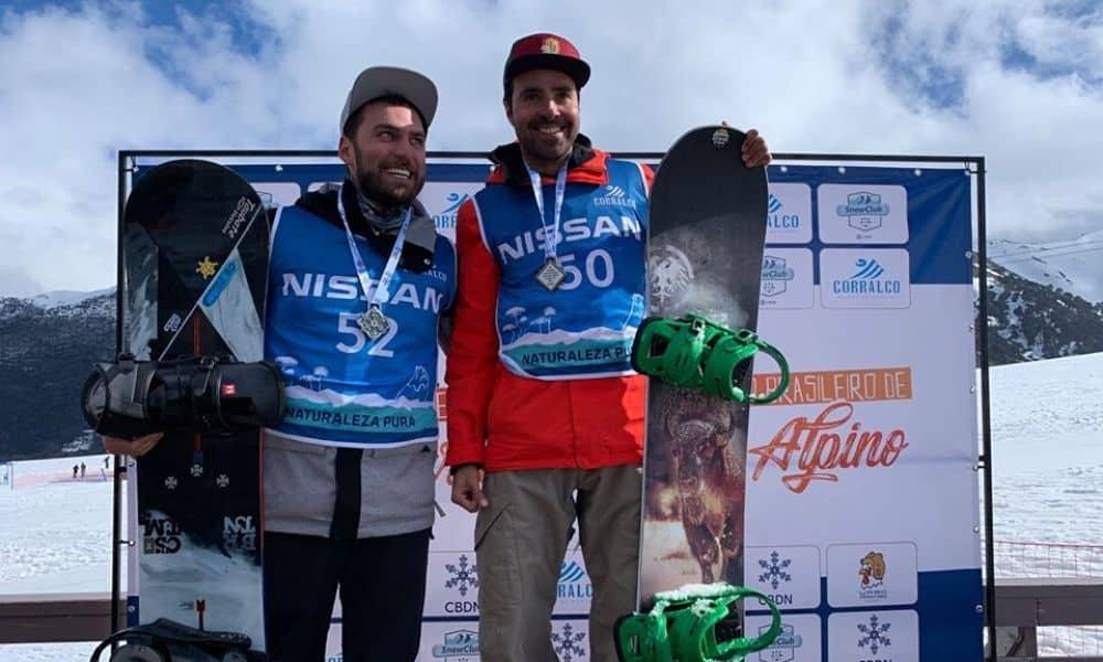 Brasileiro Open de Snowboard 2019