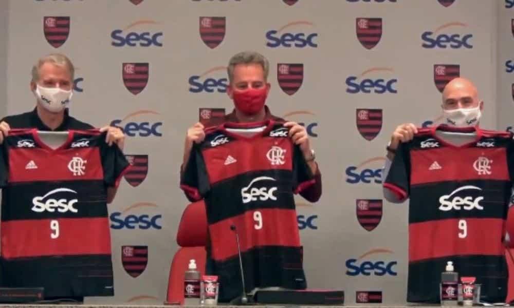 Flamengo e Sesc RJ anunciam parceria no vôlei feminino