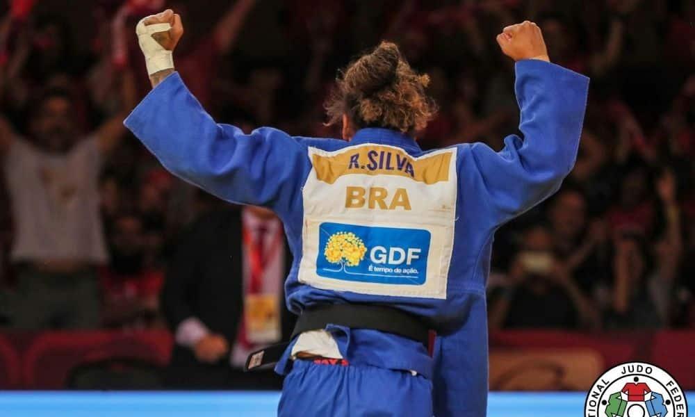 rafaela silva judô doping tóquio-2020 chances