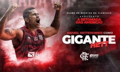 Rafael Hettsheimeir no Flamengo