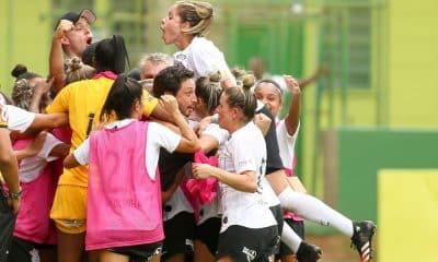 Corinthians Futebol feminino Covid-19 testes