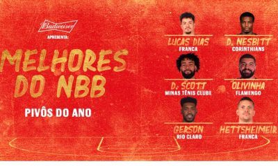 Melhores pivôs NBB 2019/2020