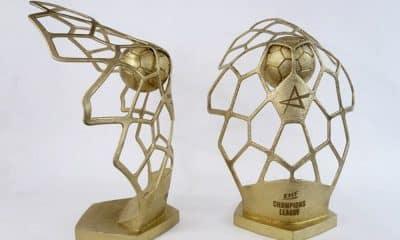 Troféus Champions League de Handebol