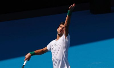 Novak Djkovic - Coronavírus - Adrian Tour