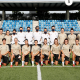 Elenco do Real Madrid Feminino é apresentado futebol feminino espanhol