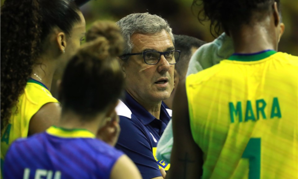Seleção Brasileira CBV Zé Roberto Renan Dal Zotto 2020 Coronavírus