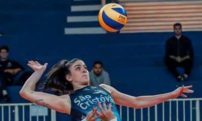 Gabriella Rocha - São Caetano - Superliga - Sporting