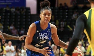 Damiris Basquete WNBA Estados Unidos
