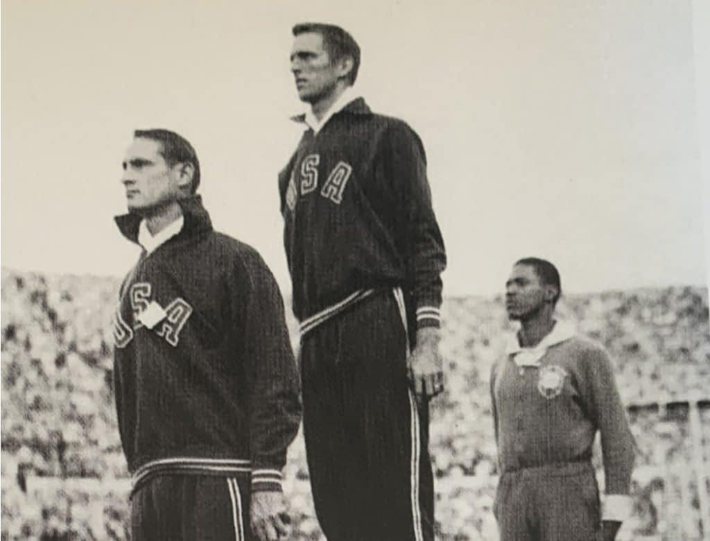 José Telles - Atletismo - Helsinque-1952