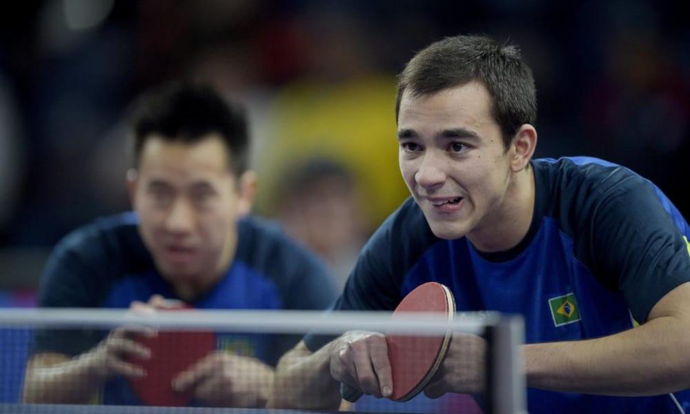 Hugo Calderano Tênis de Mesa Brasileiro Medalha Tóquio