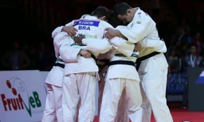 seleção brasileira de judô convocação