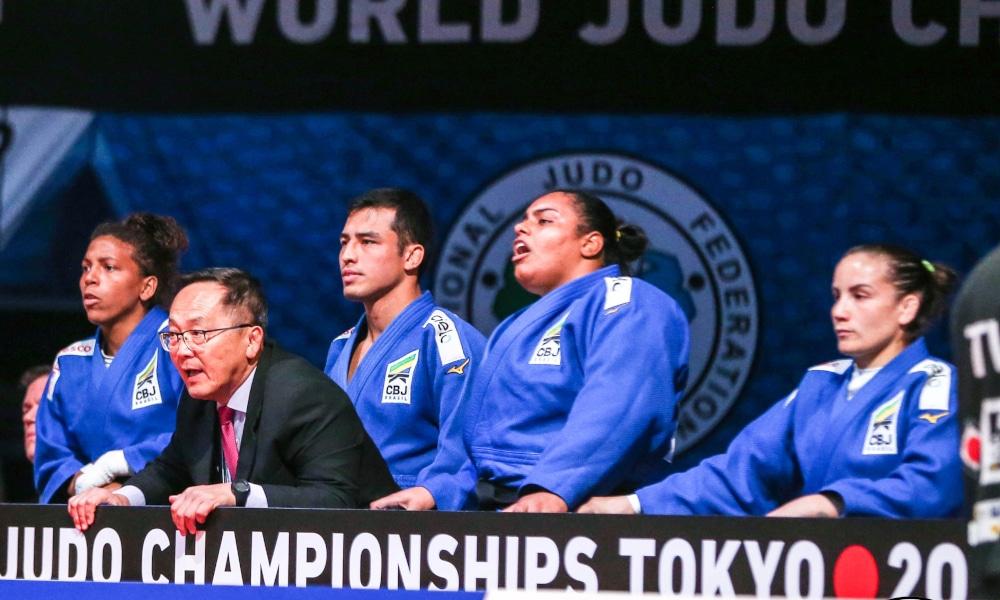 Judô Equipes Mistas Tóquio Medalha