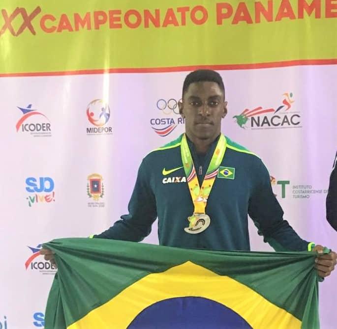 Líder nos Rankings Brasileiros de Adultos, Sub-23 e Sub-20 de 2019, Luiz Maurício da Silva pretende chegar perto dos 80 metros no dardo