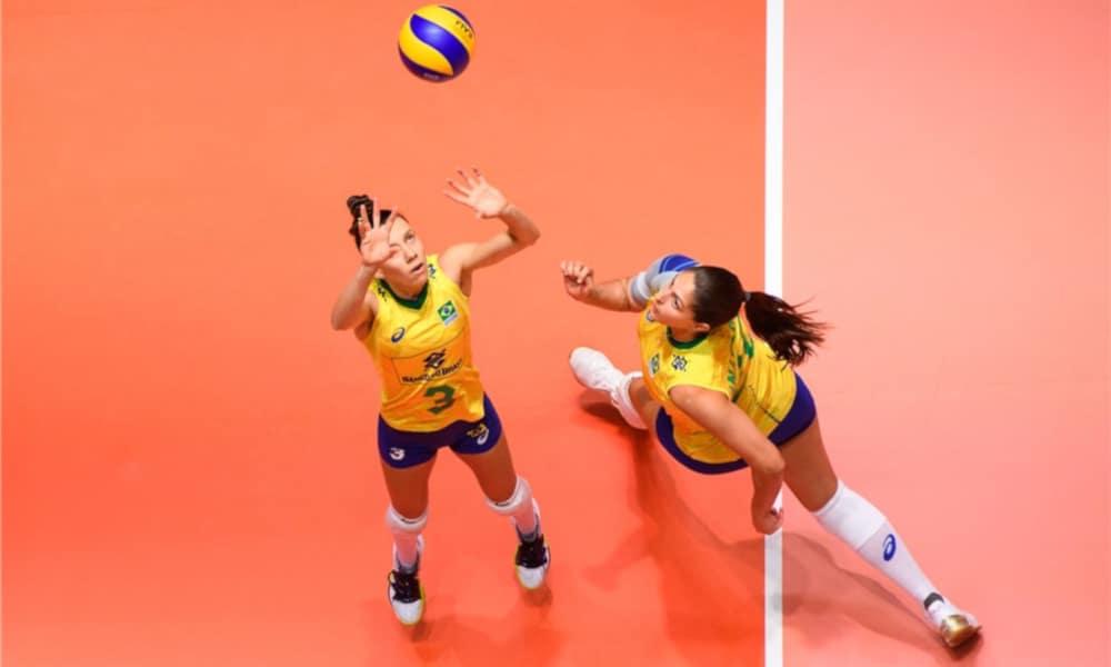 Macris Seleção Brasileira Brasil 2019