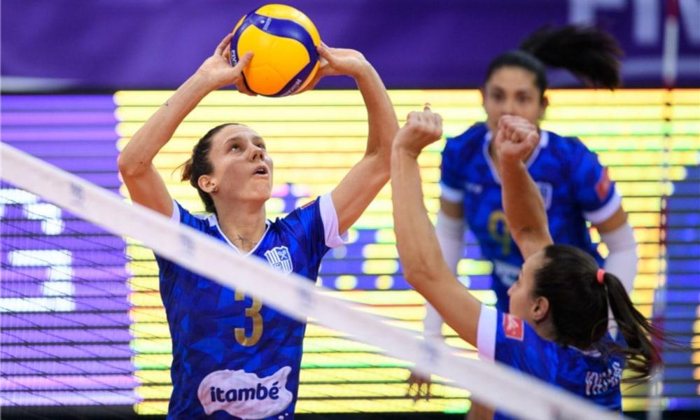 Macris  - seleção brasileira de vôlei feminino - Olimpíada de Tóquio 2020
