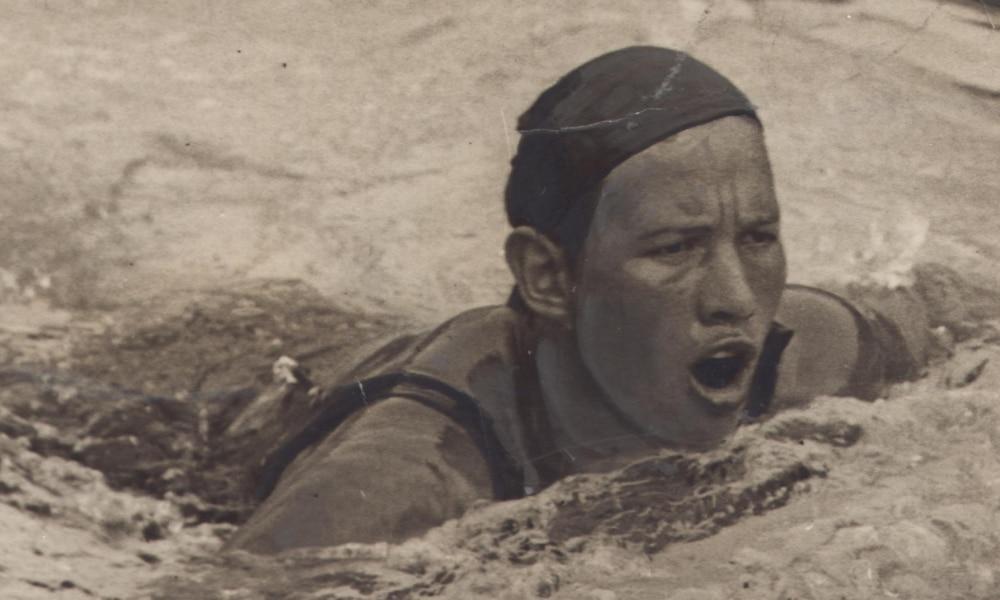 Maria Lenk - Pioneira - Natação - Olimpíada