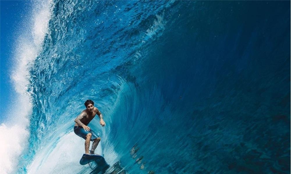 Gabriel Medina - surfe - Ítalo Ferreira