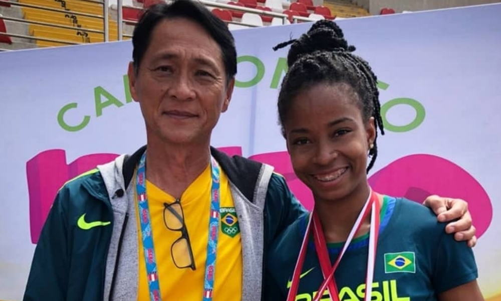 Katsuhico Nakaya - Jogos Olímpicos - treinador