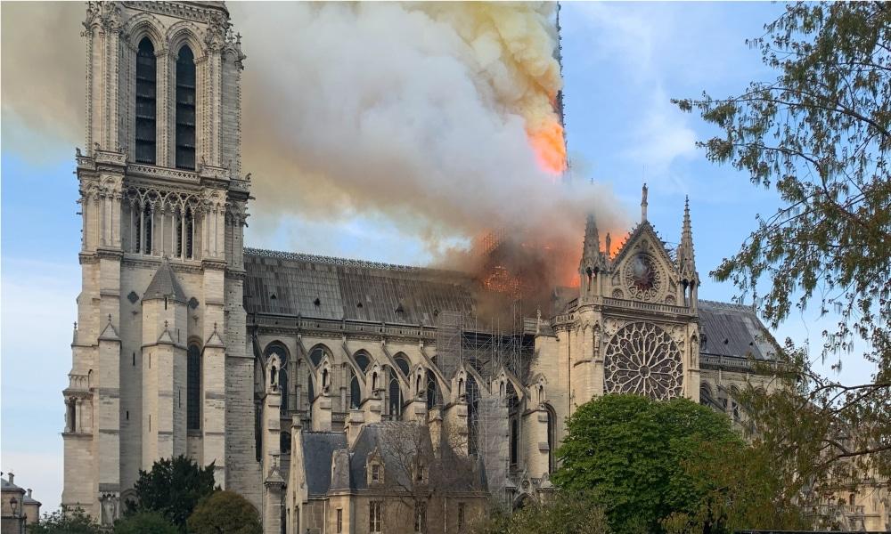 Catedral de Notre-Dame - Paris-2024