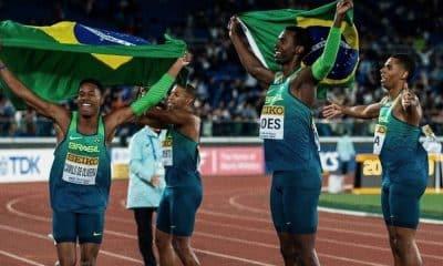 Paulo André - Nova geração do atletismo - Alison Piu - Jogos Escolares - Atletismo
