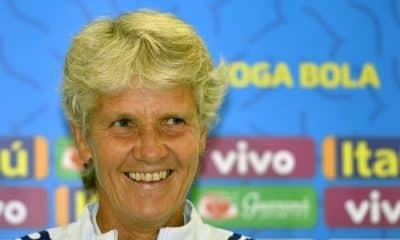 Pia Sundhage - Seleção feminia - Seleção brasileira de futebol feminino