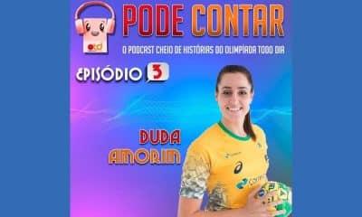 Pode Contar - Podcast Duda Amorim - Handebol