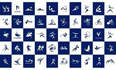 Quando cada um dos esportes estreou no programa dos Jogos Olímpicos?