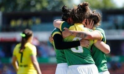 Academia para Treinadoras Mulheres - Rúgbi