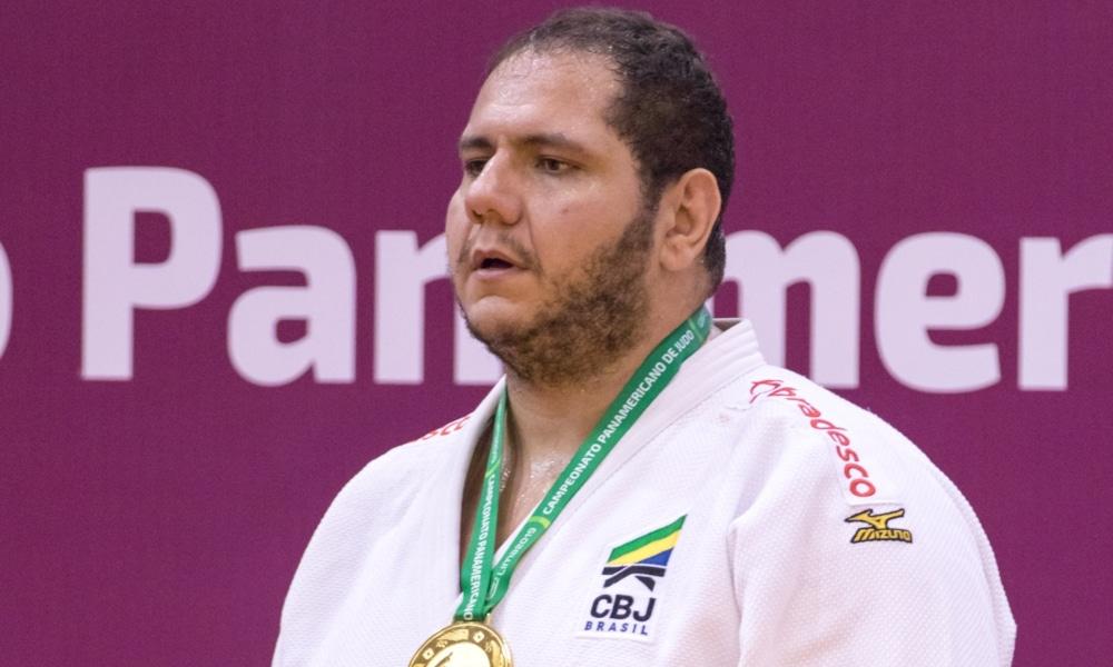 Rafael Silva Baby Judô pan-americano de judô