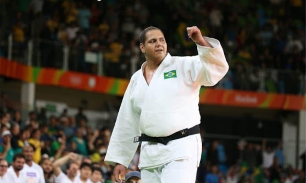 Rafael Silva Baby - Judô - Missão Europa grand slam