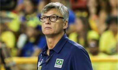 Renan Dal Zotto - Vôlei - Seleção Masculina de vôlei