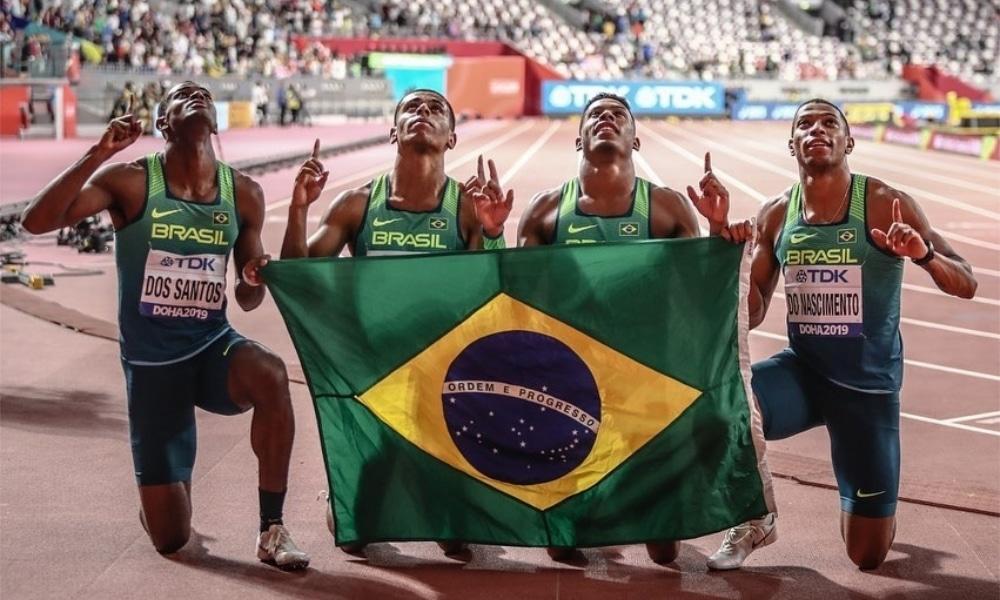 Paulo André - Atletismo - Tóquio 2020 - Usain Bolt