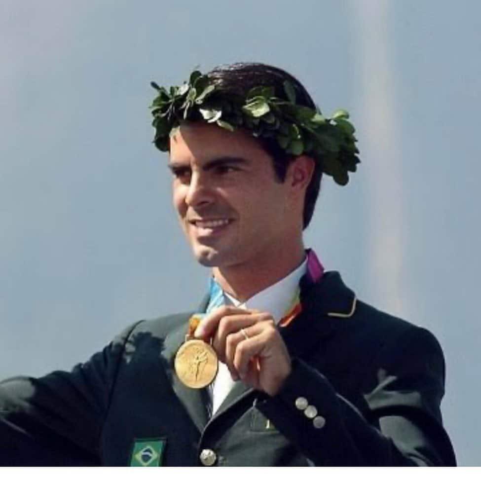 Rodrigo Pessoa hipismo Jogos Olímpicos Tóquio