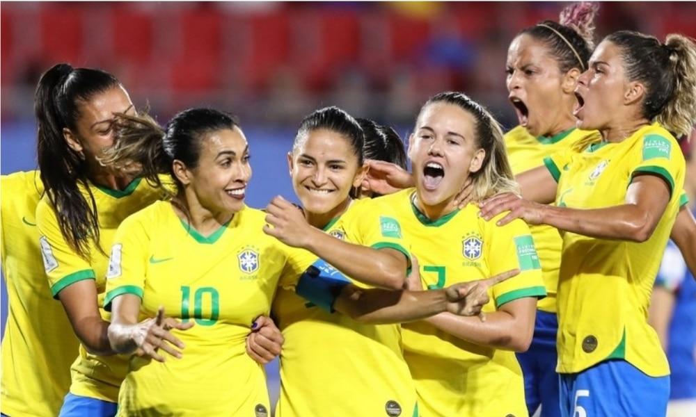 Seleção brasileira de futebol feminino - Tamires - Pia Sundhage - Tóquio-2020
