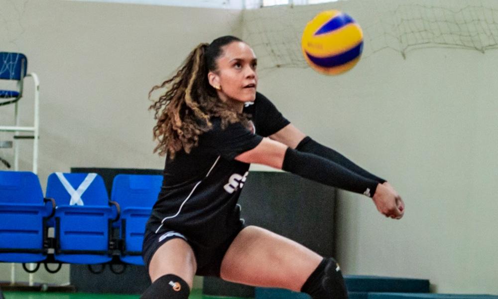Amanda Sesc Flamengo Bernardinho Jogadoras