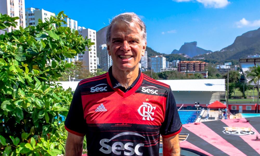Bernardinho Sesc Flamengo Amanda Jogadoras