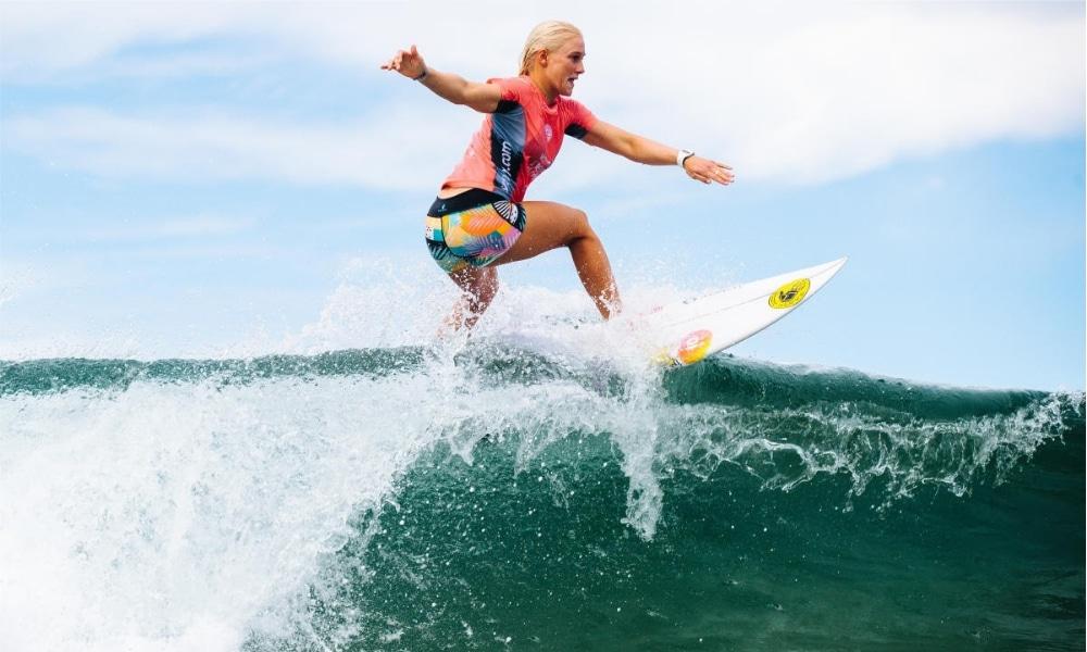 Tati Weston-Webb - surfe - Silvana Lima