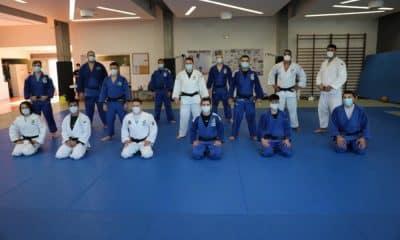 Judô Atletas Brasileiros Missão Europa COB Portugal Natação Nado Artístico Boxe