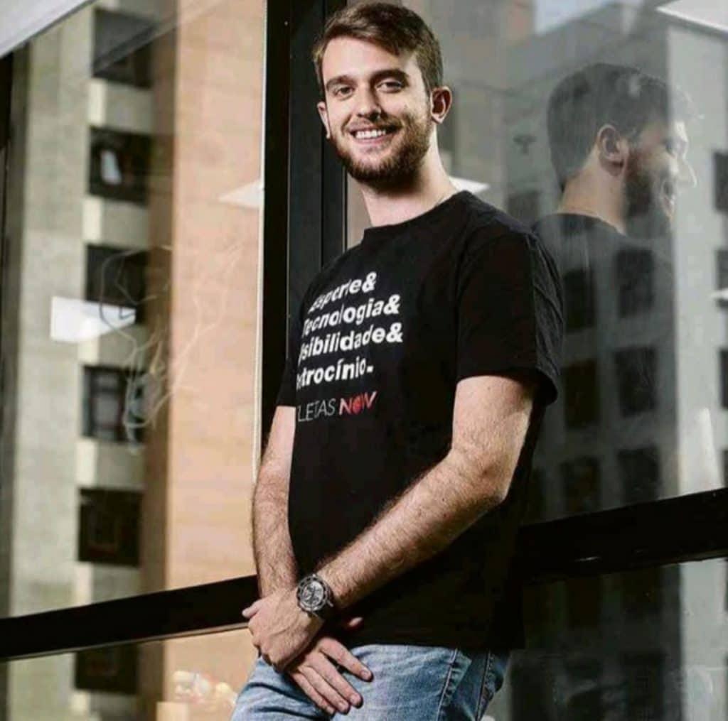 Plataforma conhecida como 'Linkedin dos esportes', a Atletas Now ajuda atletas amadores e profissionais com a captação de patrocínio José Pedro Mello