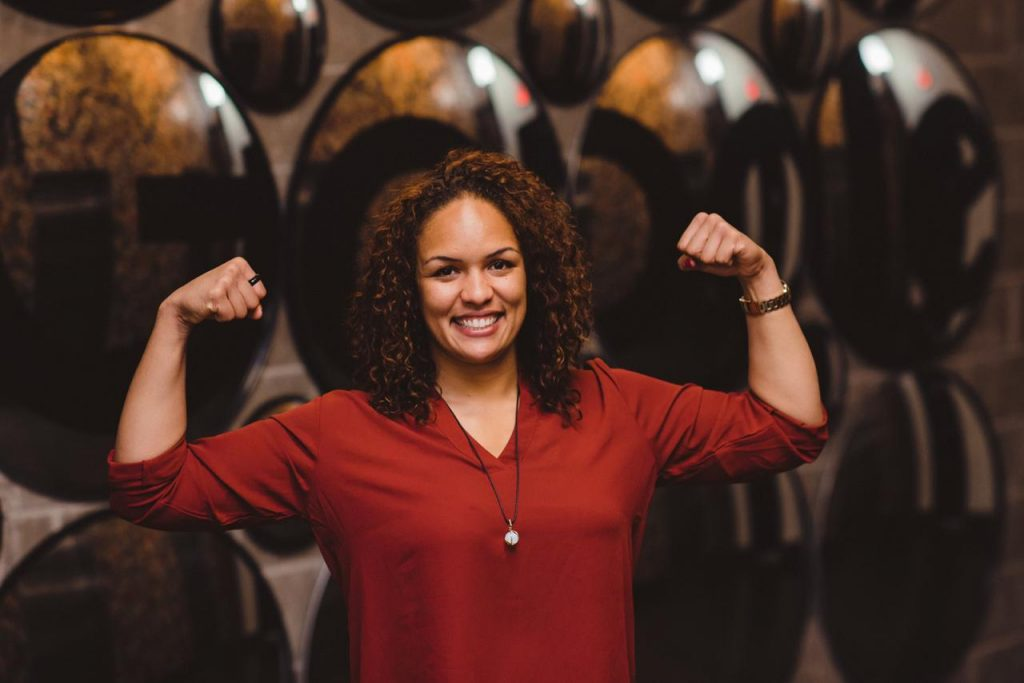 Atleta como empresa e plataforma de marketing digital - Aline Silva