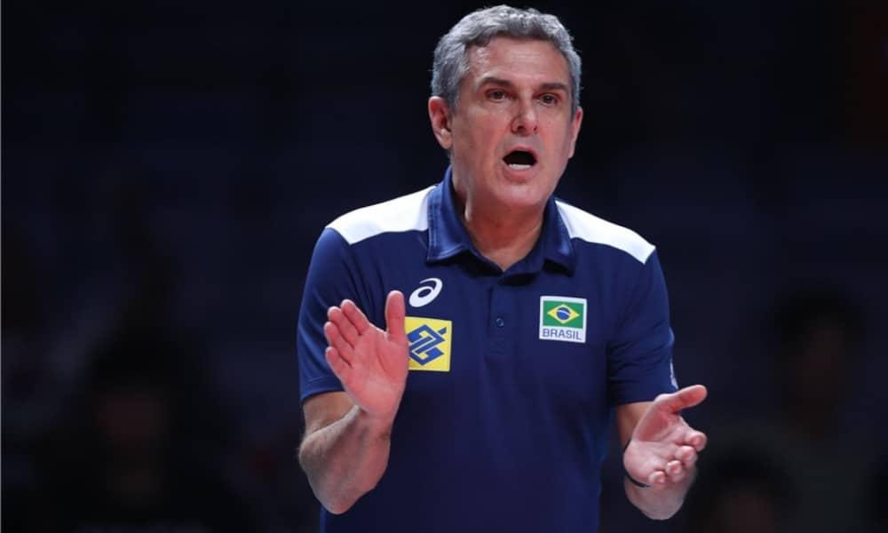 Zé Roberto Tóquio Seleção Brasileira Atletas