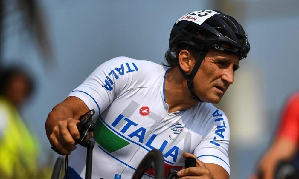 Alessandro Zanardi - Zanardi acidente