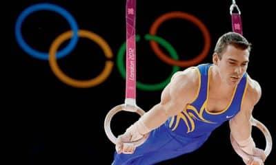 Arthur Zanetti argolas ginástica artística Jogos Olímpicos de Tóquio 2020 Londres 2020