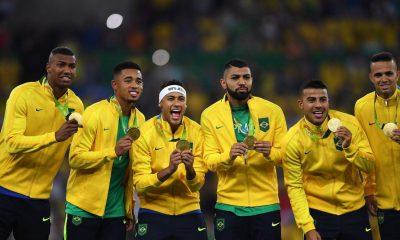 Seleção olímpica Rio 2016