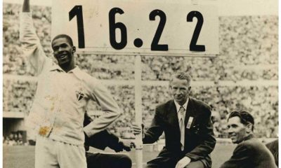 Adhemar Ferreira da Silva Helsinque 1952 Helsinque-52 ouro atletismo João do Pulo