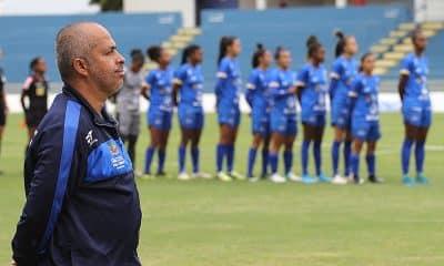 São José futebol feminino técnico Adilson Galdino Quarentena Coronavírus