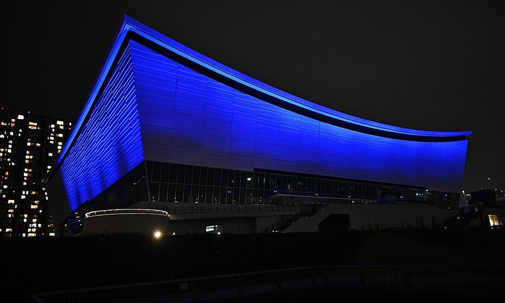Jogos Olímpicos Olimpíada Tóquio 2020 Ariake Arena um ano para os jogos olímpicos vídeo tóquio Jogos Olímpicos de Tóquio